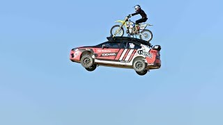 Travis Pastrana Raises the Bar