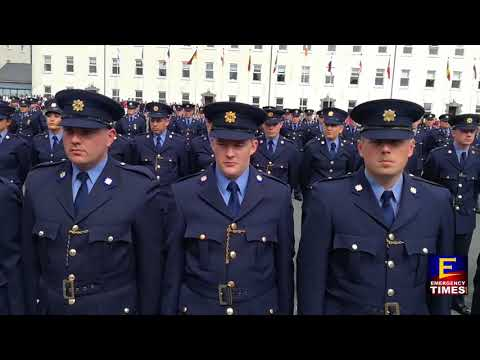 Garda Graduation 07.09.18   EmergencyTimes ie
