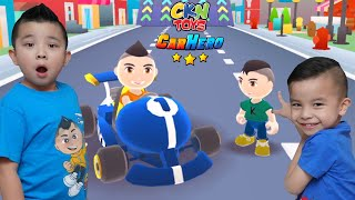 Our NEW Game CKN Toys Car Hero !
