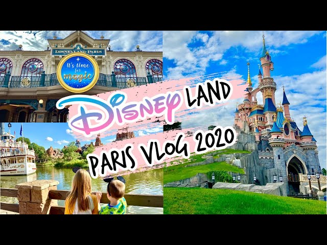 DISNEYLAND PARIS VLOG 2020 PART 1