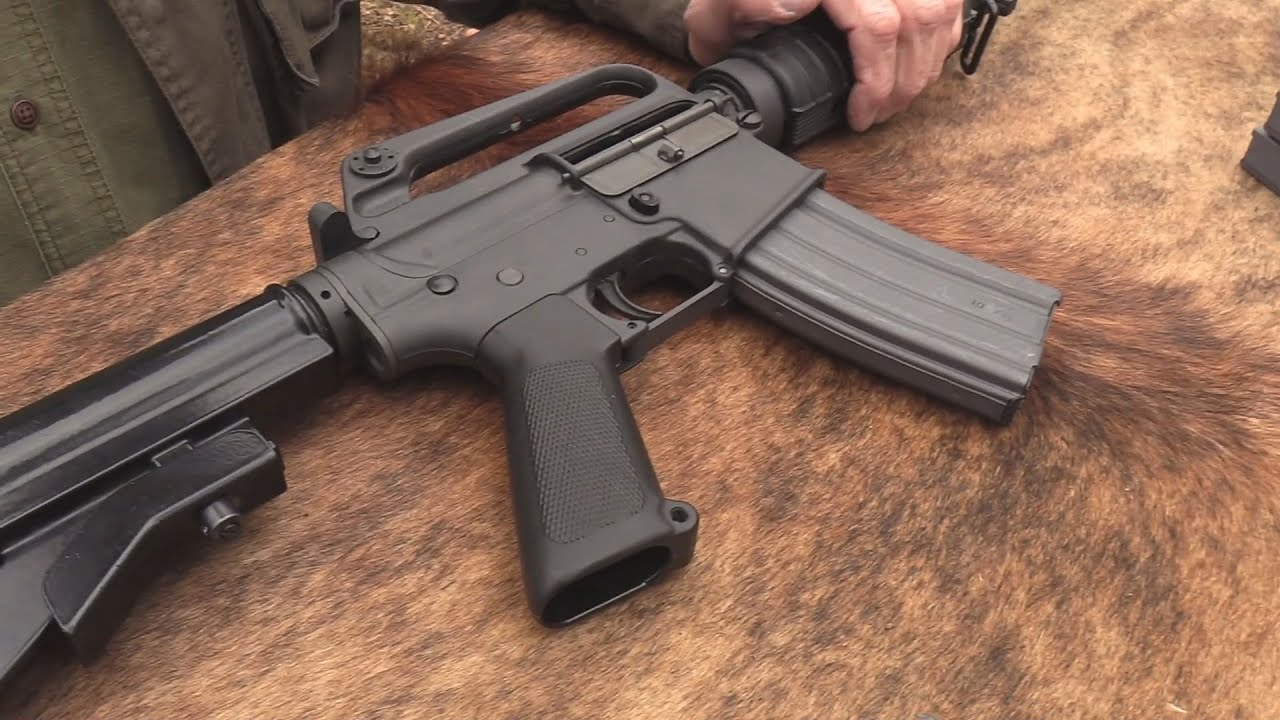 Colt SP1 Carbine  Chapter 2
