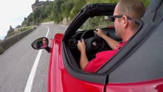 Alfa Romeo 4C Spider - Test Drive