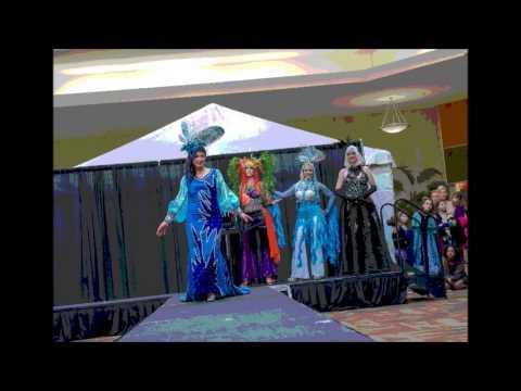 Into the Sea Fashion Show Slide Show