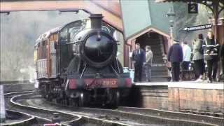 Severn Valley Railway Spring Gala 2014