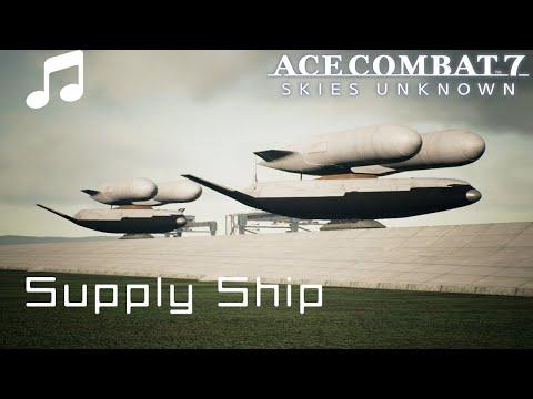 """Supply Ship"" - Ace Combat 7"