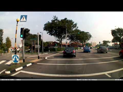 Clown Driver - Nissan Teana SKB8271R Part 1