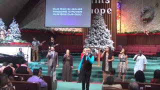 Miami Temple Praise & Worship OUR GOD IS GREATER 010216