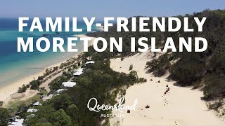 Moreton Island Activities, Queensland