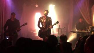 """Julien-K """"Blue Monday"""" Live @ Bar Sinister NYE 2017"""