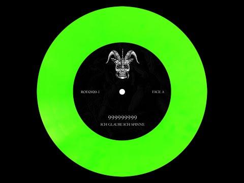 999999999 - Ich Glaube Ich Spinne (Official Video) [ROD2020-1]