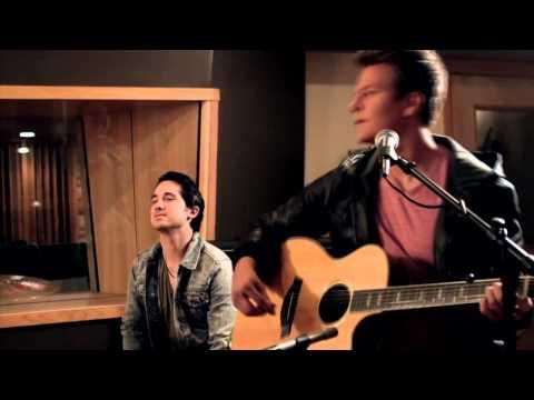 Boyce Avenue / Tyler Ward - Fix You - HD (Coldplay cover sub.español)