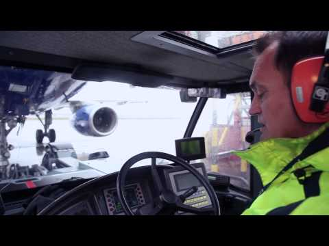 Airport People: Pushback-Fahrer