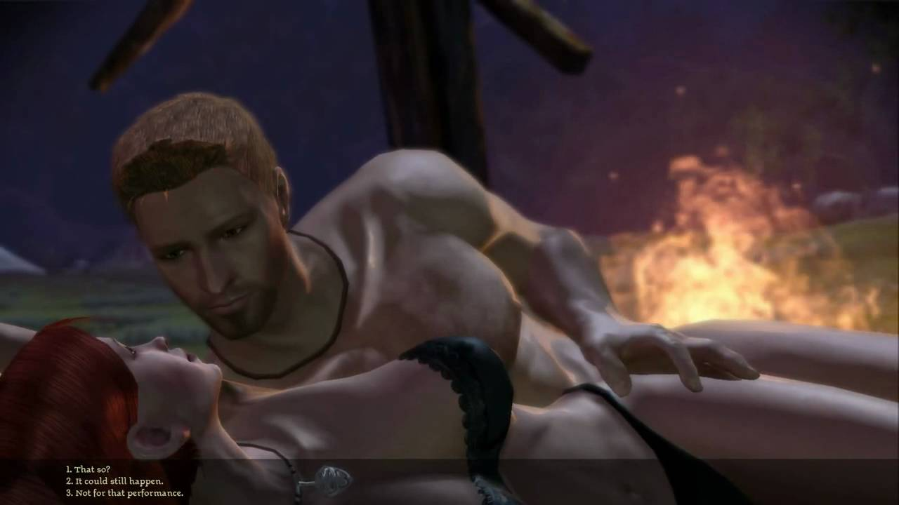 Dragon Age: Origins - All Romances/Sex Scenes by