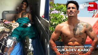 I survived a bike crash that changed my entire life - Sukadev Karki