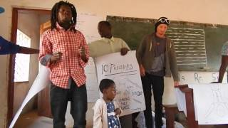Introducing the Kingfisher Malawi Art Project