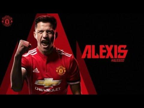 Alexis Sanchez Debut Manchester United