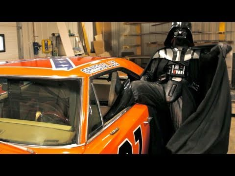 The Dukes of Vader (Chad Drives the General Lee)