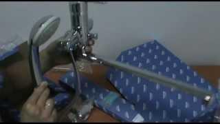 видео Смесители для ванны Grohe