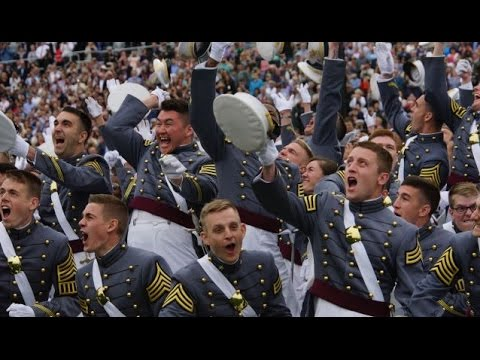 West Point Graduation Class of 2016