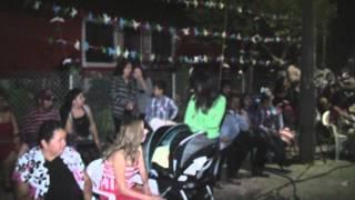 Baile en La Higuera 2013