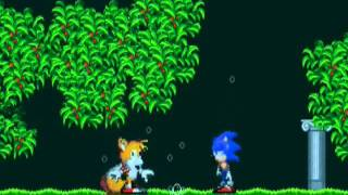 Sonic e Tails - Problema da bolha