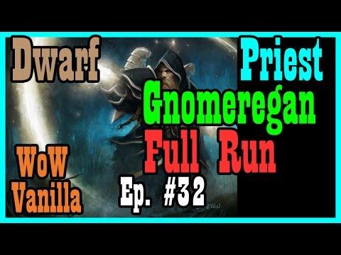Vanilla Gnomeregan Full Run Ep #32 (World of Warcraft Kronos)
