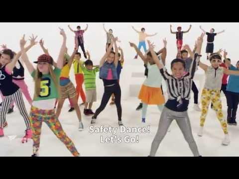 KidSmartz Safety Dance Contest