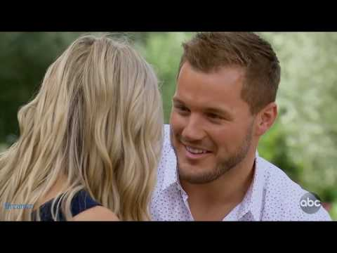 The Bachelor Colton Underwood Cassie Nervous About Meeting Parents