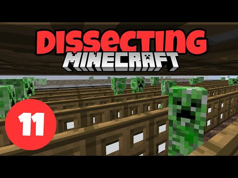 Dissecting Minecraft #11: Mob Spawning Part 2 | Minecraft 1.13