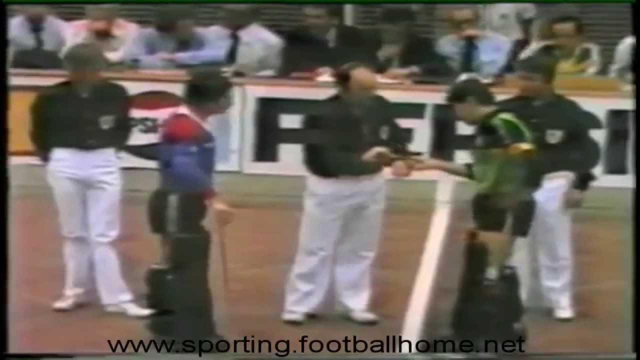 Hoquei Patins :: Ramalhete no Campeonato do Mundo em 1982