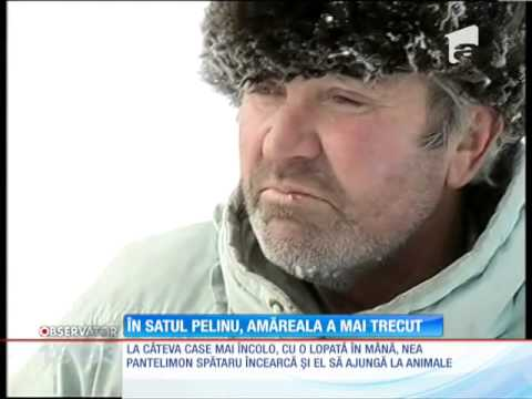 Localnicii din Pelinu - Călăraşi răsuflă uşuraţi