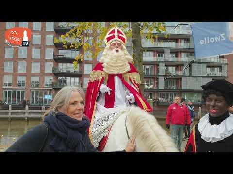 Sinterklaas intocht Zwolle 2019