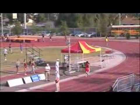 Frosh-Soph Track 08--Girls 1600M