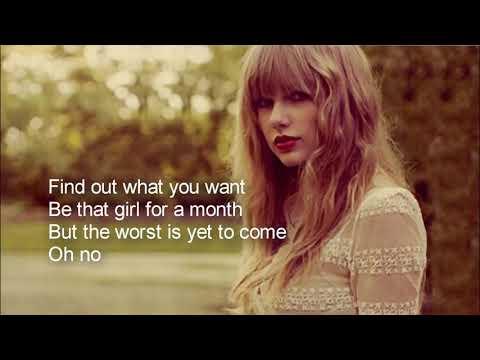 DOWNLOAD MP3 Taylor Swift   Blank Space   Lyrics