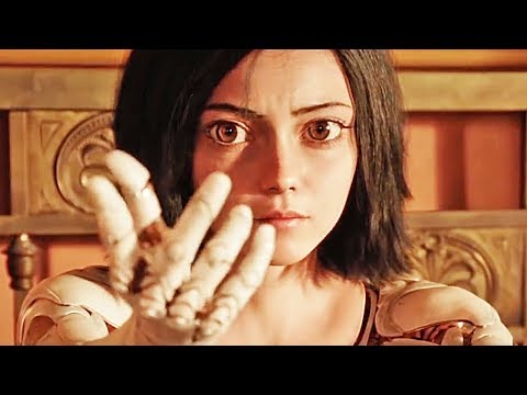 Alita: Battle Angel - Behind the Scenes with James Cameron and Robert Rodriguez (2018)