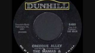 The Mamas and the Papas - Creeque Alley (Original mono single version)