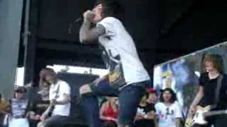 Bring Me The Horizon - The Comedown (live)