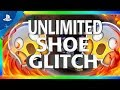 NBA 2K18 UNLIMITED CUSTOM SHOE GLITCH! STOP SPENDING VC ON CUSTOM SHOES  *WORKING AFTER PATCH 1.05*