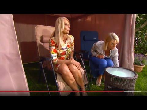 Petra Grasser wearing dress - YouTube