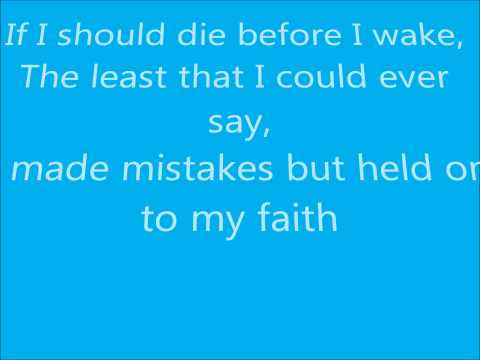 No Regrets - Dappy + Lyrics