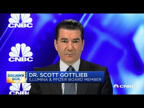 U.S. Covid-19 Cases Are Unlikely To Peak Until After Thanksgiving: Fmr. FDA Chief Gottlieb