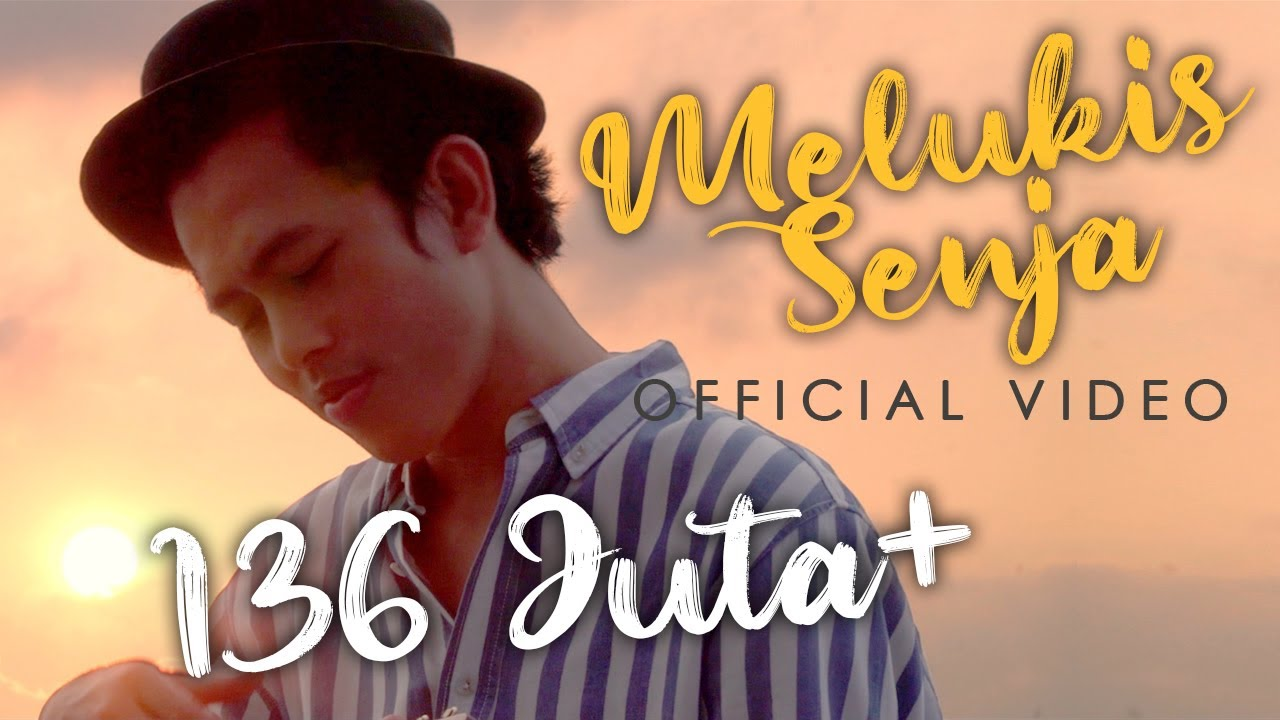 budi doremi melukis senja official video youtube