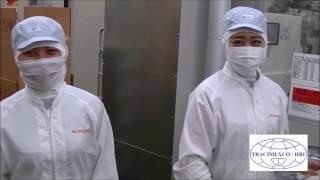 Công việc Ngành Chế biến thực phẩm của lao động tại Nhật Bản