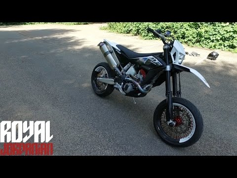 5 Things I love about the: Husqvarna SMR 511