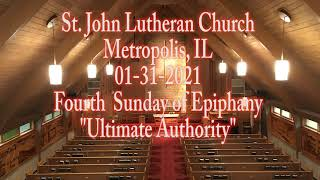 01-31-2021 Ultimate Authority