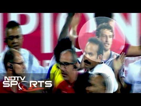 ISL final: Elano Blumer falsely implicated?