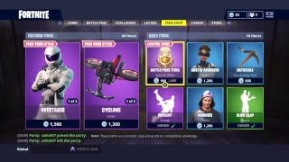 #fortnitelive #fortnite ITEM SHOP UPDATE! NEW RACER SKINS!? 17/8/18