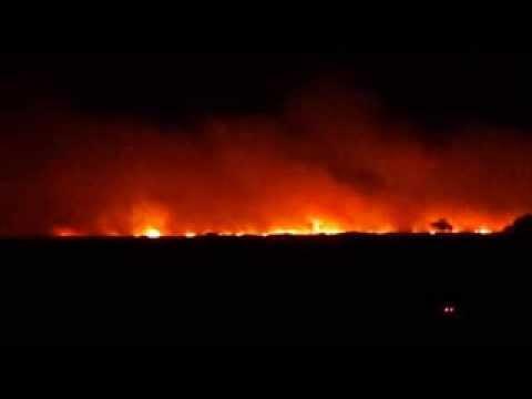 Incendio 6 de Enero 2014 Balneario Marisol