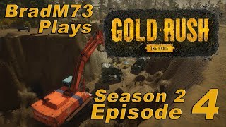 GOLD RUSH: THE GAME - PC Gameplay - Season 2 - Episode 4 - The Mining Drill!!