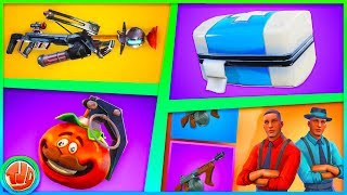 10 ITEMS VOOR SEASON 4!!! *CONCEPTEN* - Fortnite: Battle Royale